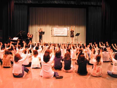 つながり手話ソング講習会1