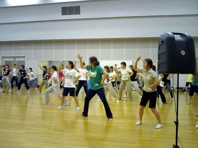 0719つながりダンス講習会